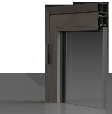 fenêtre janisol acier