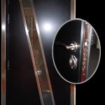 Porte acier blindée sur mesure pour une sécurité optimale
