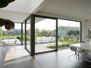 Fenêtre coulissante fixe acier sur mesure