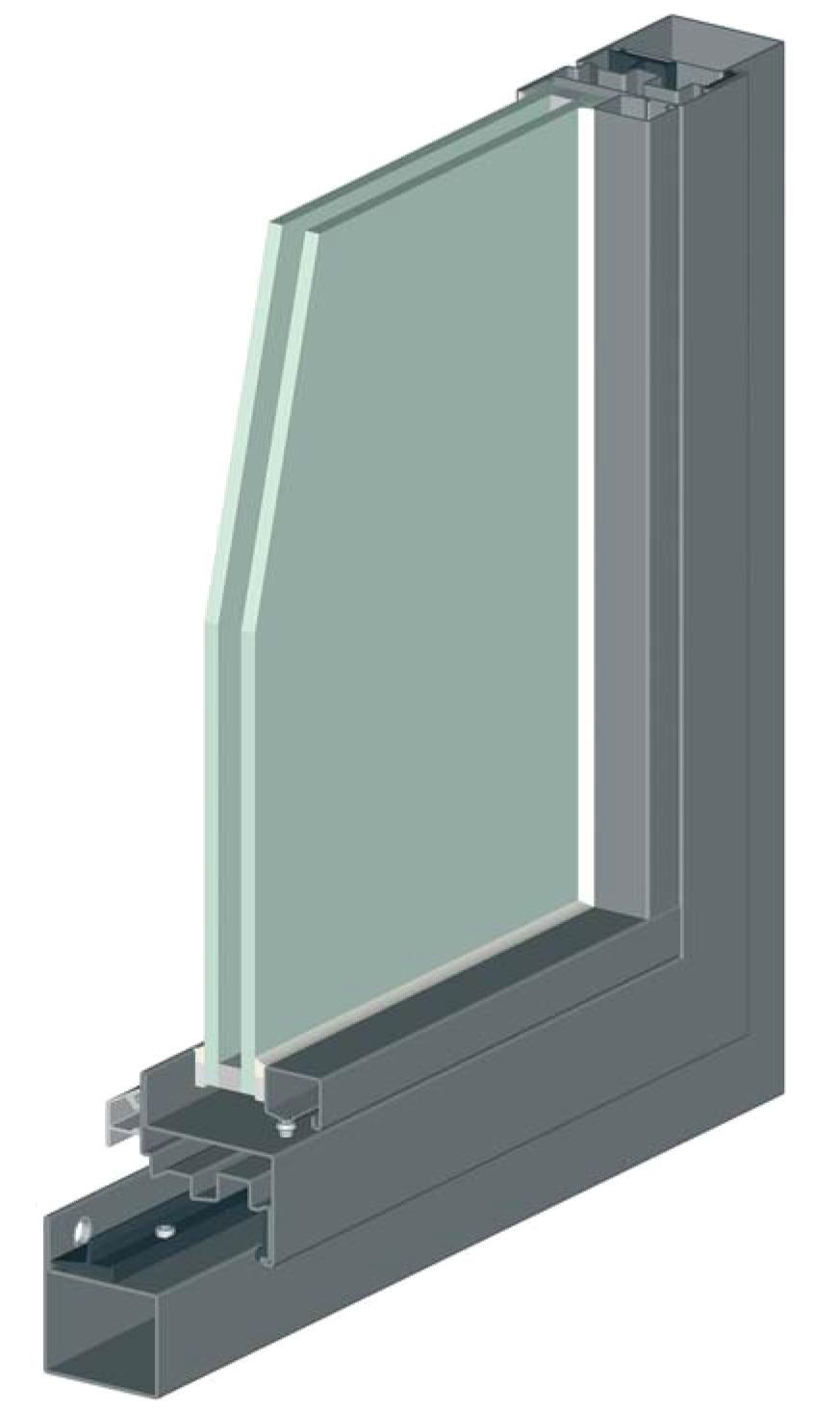 Fenêtre eco 50