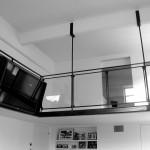 Mezzanine suspendue en acier qui sublimera votre intérieur