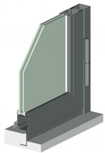 Porte acier economy 50