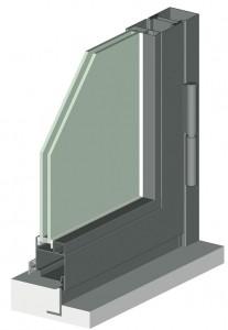Porte acier economy 60